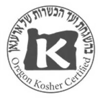 Oregon Kosher Logo